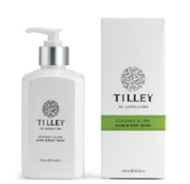 Tilley hand and body wash