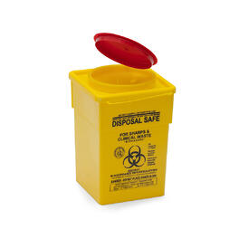 Sharps-Disposal-2L-Plastic-Container-angle