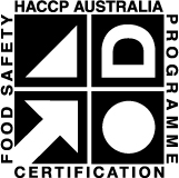 haccp aust cert black