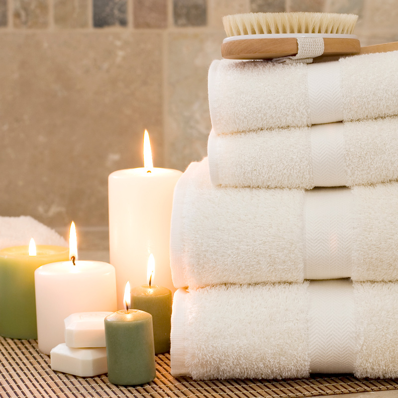 Day Spa Linen