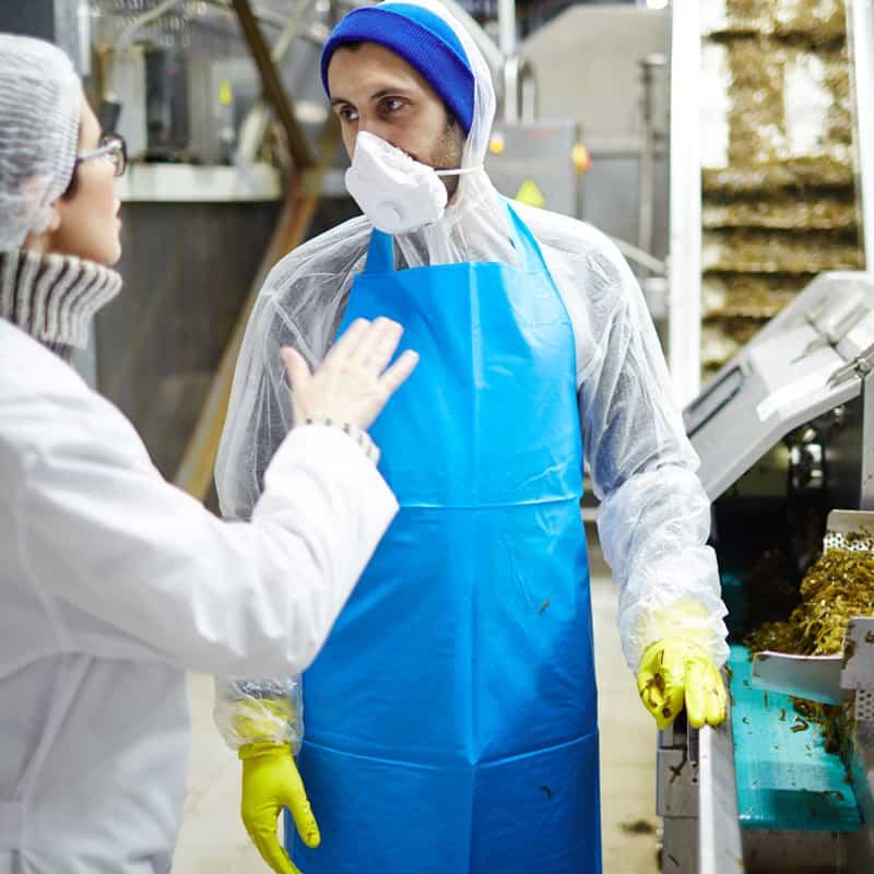 Food Processing Workwear